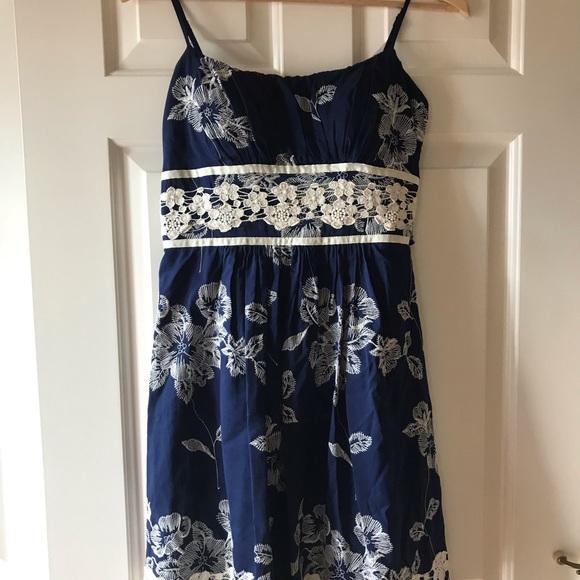 B Darlin Dresses & Skirts - Blue Formal Dress